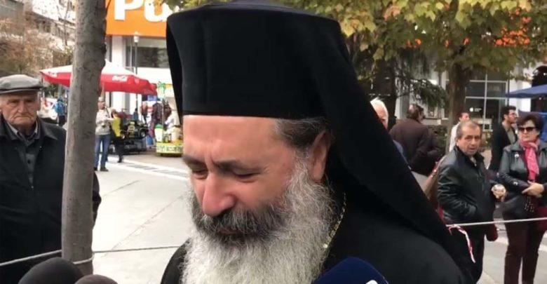 Βίντεο: Ο Μητροπολίτης Κεφαλληνίας Δημήτριος για την ενθρόνιση του Ιερώνυμου
