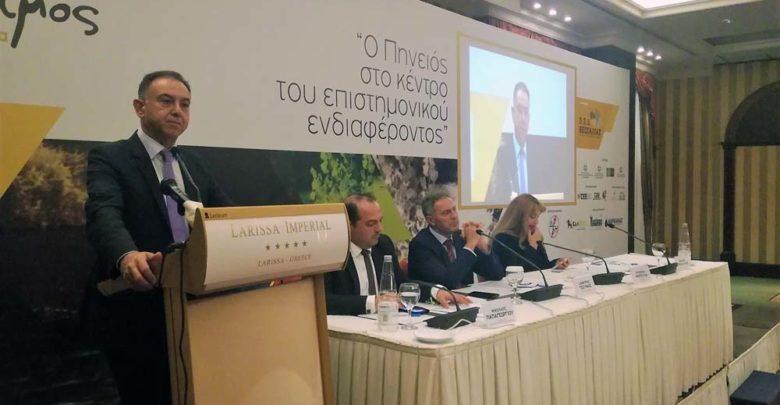 Κέλλας: Εθνική προτεραιότητα η διαχείριση των υδατικών πόρων