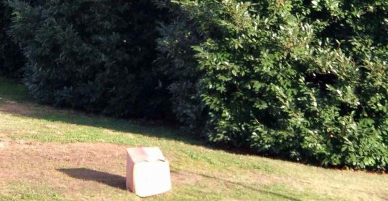 Περίεργη υπόθεση στα Τρίκαλα -. Νεαρός ζει σε… κουτί;