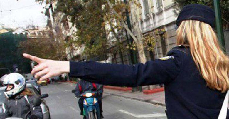 Κυκλοφοριακές ρυθμίσεις για αύριο Πέμπτη στην οδό Ρούσβελτ στη Λάρισα
