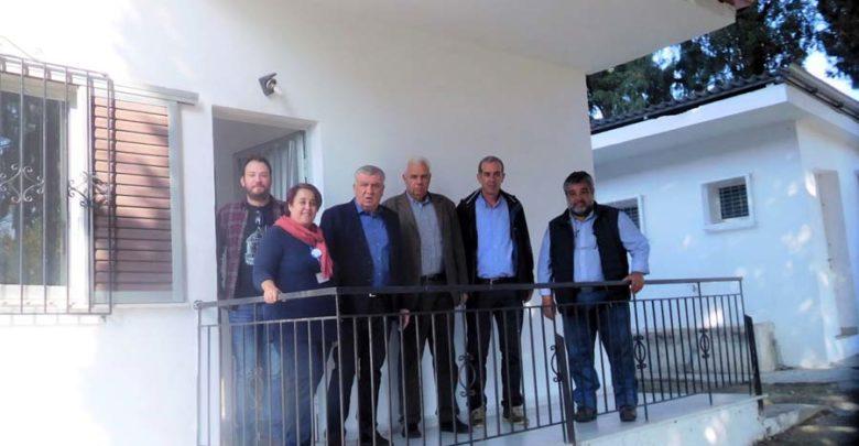 Συνεργασία δήμου Κιλελέρ και «Αυτοκινητόδρομου Αιγαίου» στα έργα των Κυπαρισσίων