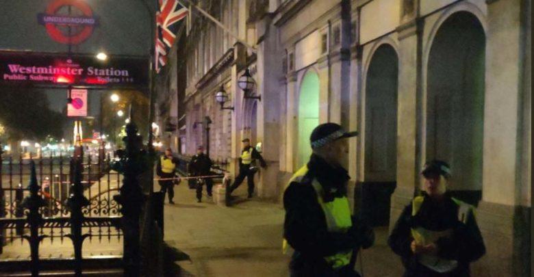 Συναγερμός στο Λονδίνο: «Ύποπτο» δέμα κοντά στο Κοινοβούλιο