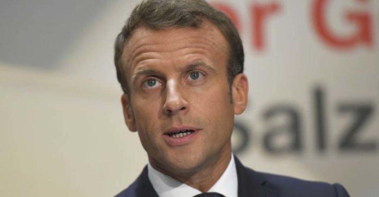 Γαλλία : Στα χέρια των Αρχών άτομα που σχεδίαζαν επίθεση στον Μακρόν