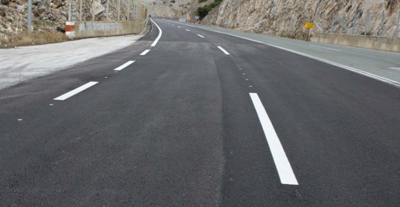 Ολοκληρώθηκαν από την Περιφέρεια οι εργασίες ασφαλτόστρωσης και συντήρησης του δρόμου Λάρισας – Ελασσόνας στο ύψος της Μελούνας