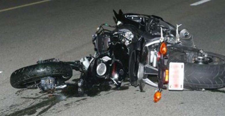 Τροχαίο με μηχανή στη Λάρισα – Στο Πανεπιστημιακό Νοσοκομείο ένας τραυματίας
