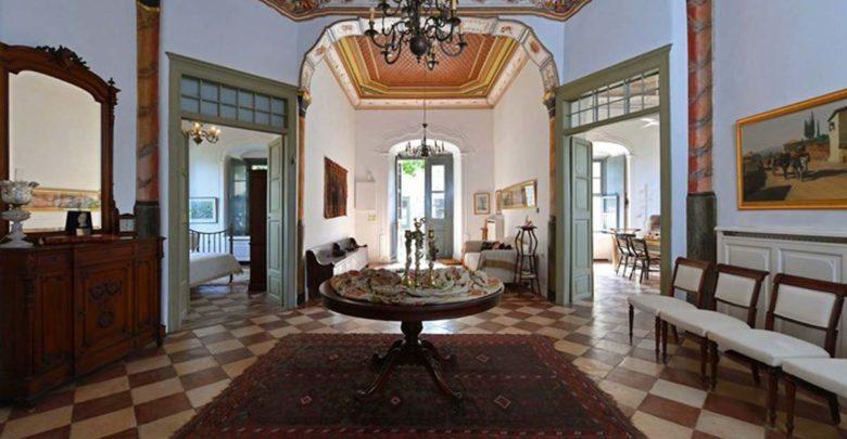 Πωλείται το σπίτι του Μιαούλη στην Ύδρα - Τιμή έναρξης τα 4,5 εκατ.ευρώ (φωτο)