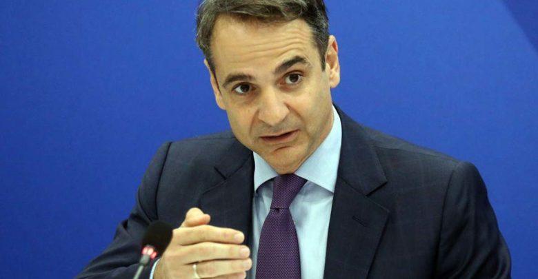 Μητσοτάκης : Δεν θα συμπράξω σε μια κυβέρνηση με τον ΣΥΡΙΖΑ