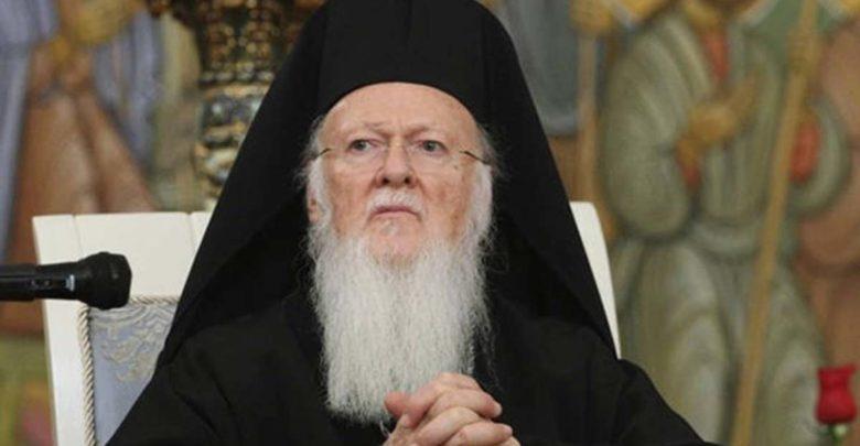 Κύκλοι του Οικουμενικού Πατριαρχείου για την πρόθεση συμφωνίας Κράτους - Εκκλησίας