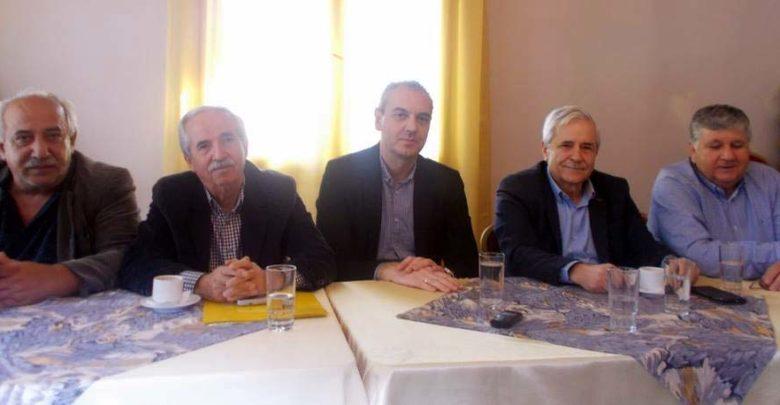 """Η """"Ολύμπου Πολιτεία"""" στην Ελασσόνα εκλέγει νέο επικεφαλής"""