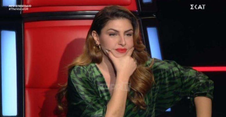 Λαρισαίος τραγουδιστής προβλημάτισε πολύ την Έλενα Παπαρίζου στο The Voice (βίντεο)