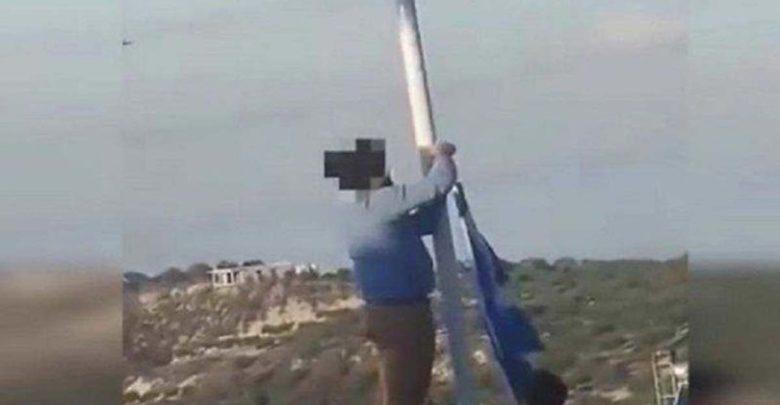 Γάλλοι κατέβασαν την ελληνική σημαία στην Κρήτη