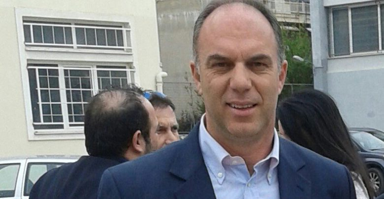 """""""Παρών"""" στο δήμο Φαρσάλων δηλώνει ο Γιώργος Τασιόπουλος"""