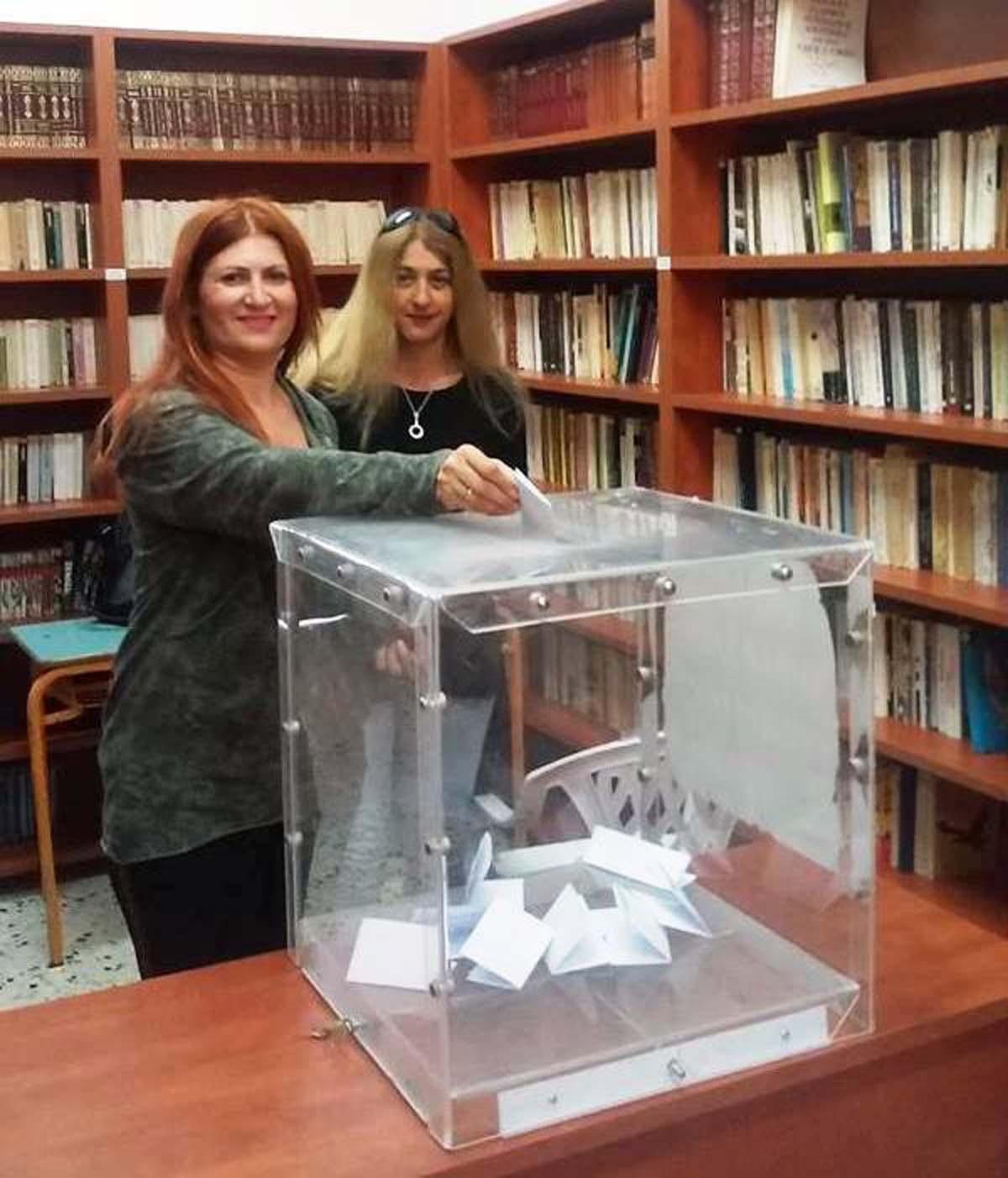 Μαζική συμμετοχή στις εκλογές του Μορφωτικού Συλλόγου Τσαριτσάνης