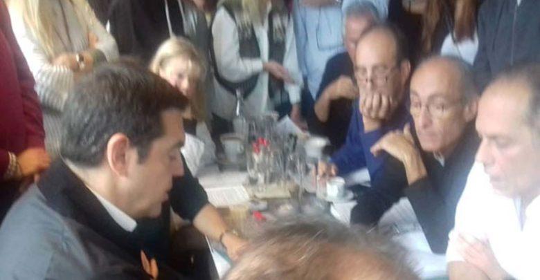 Συνάντηση του πρωθυπουργού με τους κατοίκους στο Μάτι