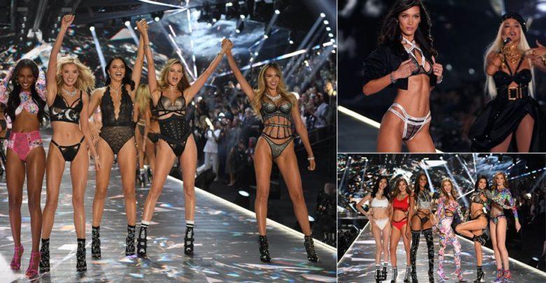 Οι «Άγγελοι» της Victoria's Secret «ξεσήκωσαν» τη Νέα Υόρκη - Τα δάκρυα της Λίμα