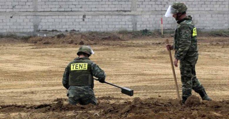 Συναγερμός στην Καρυά Ελασσόνας για την εξουδετέρωση βλήματος