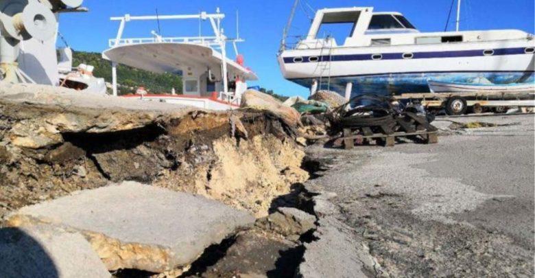 Οικονομική ενίσχυση στους σεισμόπληκτους της Ζακύνθου