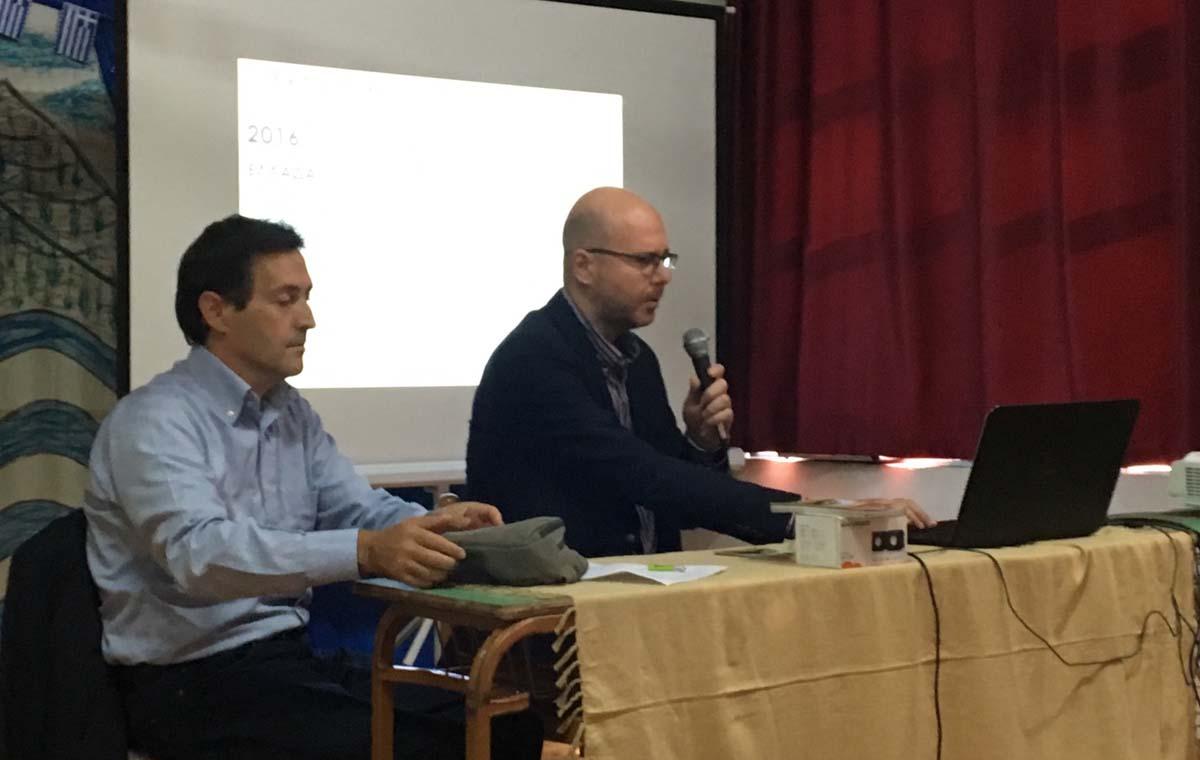 Με επιτυχία διοργανώθηκαν οι εκδηλώσεις  του Νέου Αγροτικού Συνεταιρισμού Αμπελακίων