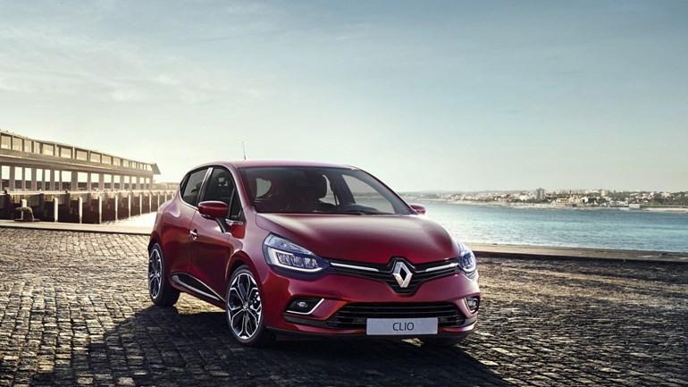 Πέντε συνάνθρωποί μας θα παραλάβουν μετά από κλήρωση ισάριθμα Renault Clio