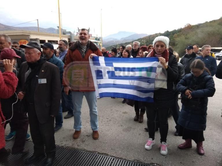 Ένταση στα ελληνοαλβανικά σύνορα λίγη ώρα πριν το μνημόσυνο του Κωνσταντίνου Κατσίφα