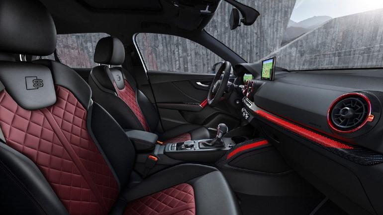«Πύραυλος» το νέο Audi SQ2