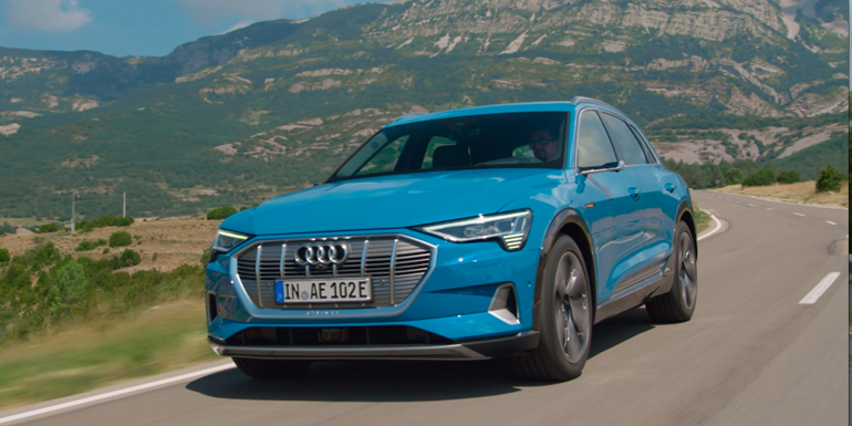 To πρώτο αμιγώς ηλεκτρικό μοντέλο της Audi είναι το e-tron και θα το δούμε τον Μάρτιο του 2019