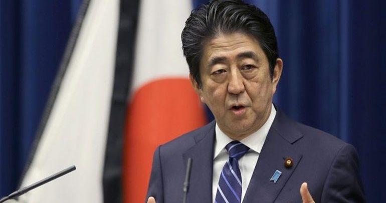 G20: Ο Ιάπωνας πρωθυπουργός είπε στην Μέι να μην αποχωρήσει από την ΕΕ χωρίς συμφωνία