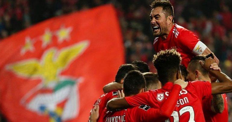 Πορτογαλία: Ξέσπασε η Μπενφίκα, 4-0 τη Φεϊρένσε