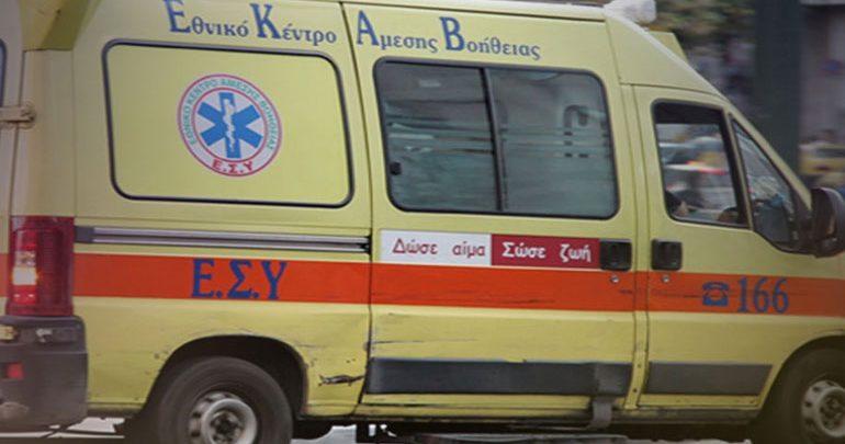 Κρήτη: Μυστήριο με άντρα που βρέθηκε βαριά τραυματισμένος στον δρόμο