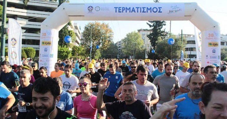 Κυκλοφοριακές ρυθμίσεις την Κυριακή λόγω διεξαγωγής του «32ου Γύρου Αθήνας»