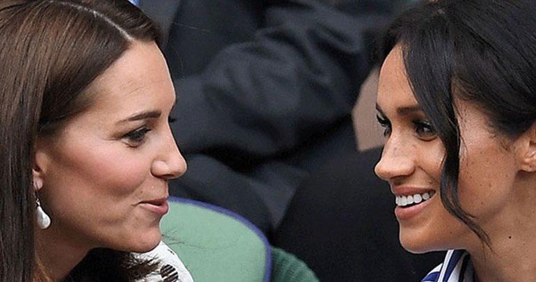 Kate Middleton: Η απάντησή της όταν ρωτήθηκε για την Meghan Markle