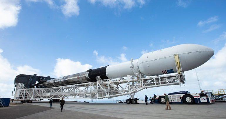 SpaceX: Η εκτόξευση του Falcon 9 αναβλήθηκε για αύριο