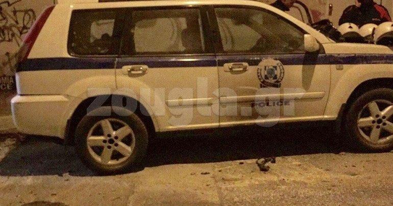 Ελεύθεροι οι 19 προσαχθέντες για την επίθεση έξω από το σπίτι του Φλαμπουράρη