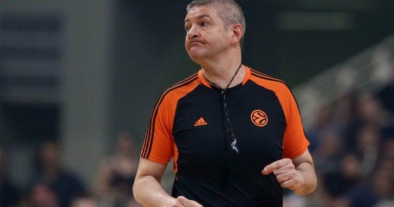 Euroleague: Αυτοί οι διαιτητές θα «σφυρίξουν» στο ματς Ζαλγκίρις-Ολυμπιακός