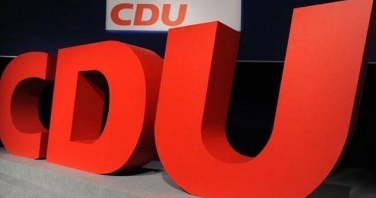 Γερμανία: Αρχίζουν οι εργασίες του κρίσιμου συνεδρίου του CDU