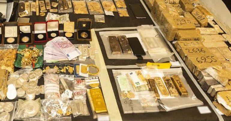 Η εισαγγελία συναινεί στην αποφυλάκιση των κατηγορουμένων για τη λαθρεμπορία χρυσού