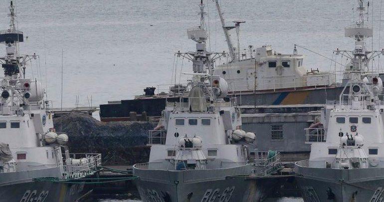 Ουκρανικά πλοία απείλησαν με όπλα τη ρωσική ακτοφυλακή πριν το περιστατικό στο Κερτς