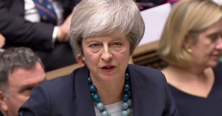 Βρετανία: Συγκεντρώθηκαν οι απαιτούμενες επιστολές για να κινηθεί η διαδικασία καθαίρεσης της Μέι