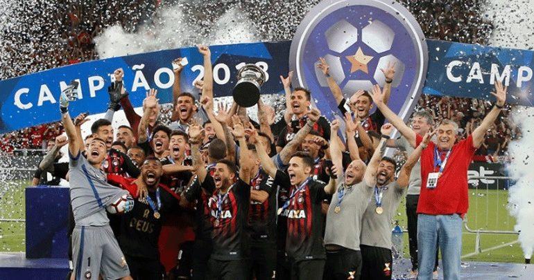 Η Ατλέτικο Παραναένσε κατέκτησε το Sudamericana