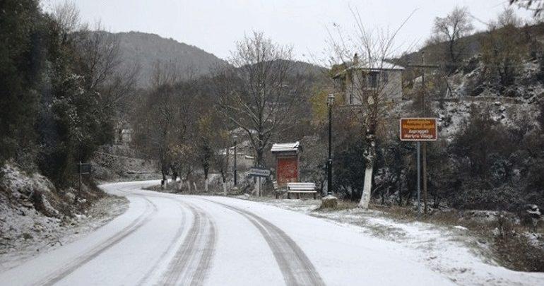 Ανοίγουν τα χιονοδρομικά σε Μέτσοβο κι Ανήλιο