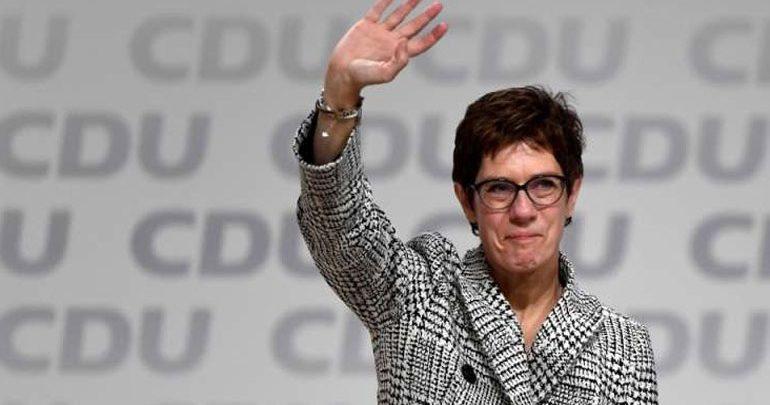 Γερμανία: Άνοδο του CDU μετά την εκλογή της νέας ηγεσίας καταγράφει δημοσκόπηση