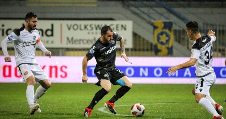 Τέταρτη συνεχόμενη νίκη για τον Αστέρα, 2-1 τον ΟΦΗ με ανατροπή