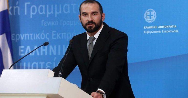 Δ. Τζανακόπουλος: Ανόητη και επικίνδυνη η στάση Μητσοτάκη