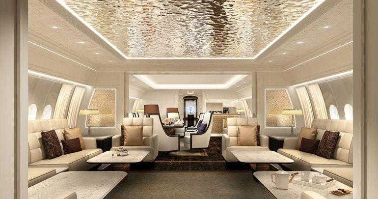 Boeing 777X : Ένα εξαιρετικά πολυτελές αεροσκάφος για σεΐχηδες