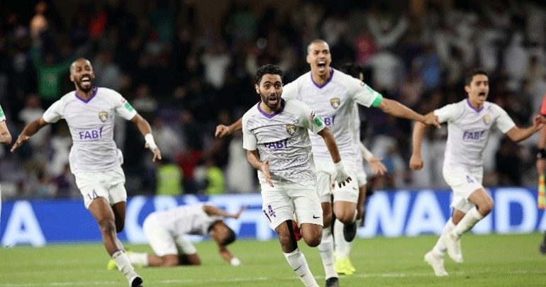 Στον τελικό του Παγκοσμίου Κυπέλλου συλλόγων η Αλ Αΐν