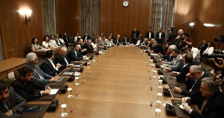 Συνεδριάζει την Τετάρτη το υπουργικό συμβούλιο
