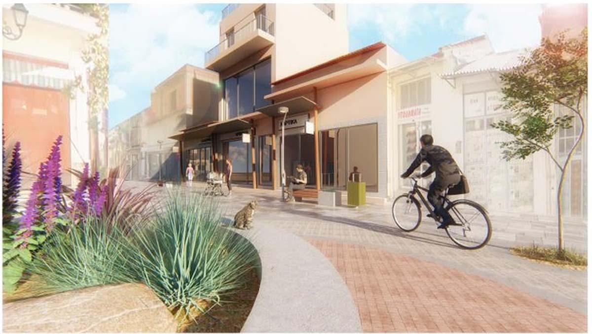 Νίκος Ευαγγέλου: Η Ελασσόνα αλλάζει! Κατατέθηκε η πρόταση για το Open Mall της πόλης