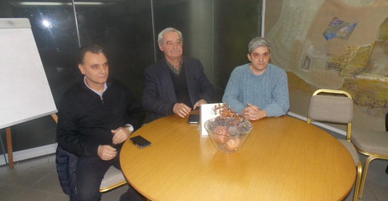 Συγκέντρωση στελεχών της ΛΑΕ στη Λάρισα