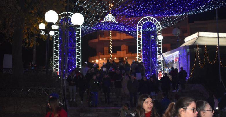 Έλαμψε το Πάρκο των Ευχών στη Λάρισα! Χιλιάδες Λαρισαίοι στα εγκαίνια (πλούσιο φωτορεπορτάζ-Βίντεο)