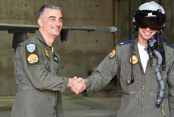 Τι είπαν οι Ισραηλινοί πιλότοι για τις συνεκπαιδεύσεις με Έλληνες στη Λάρισα - ΦΩΤΟ